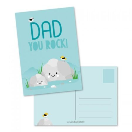 Kaart dad you rock!