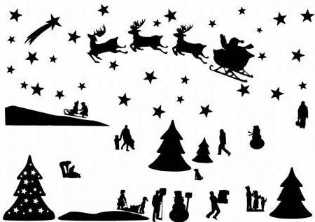 kerst tafereel uitbreidingsset