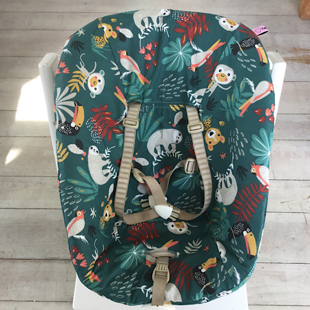 Stokke Newborn hoes jungle groen