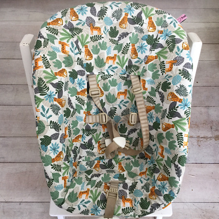 Stokke Newborn hoes Panter in jungle