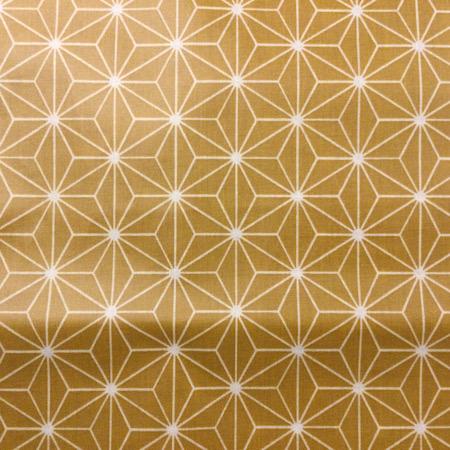 Op Bestelling Tripp Trapp Zitkussen geometrisch oker geel