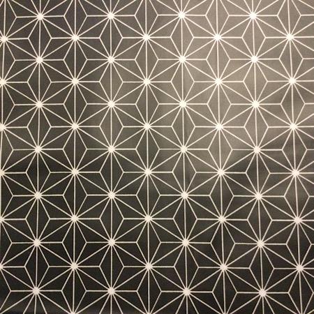 Op Bestelling Tripp Trapp Zitkussen geometrisch zwart wit