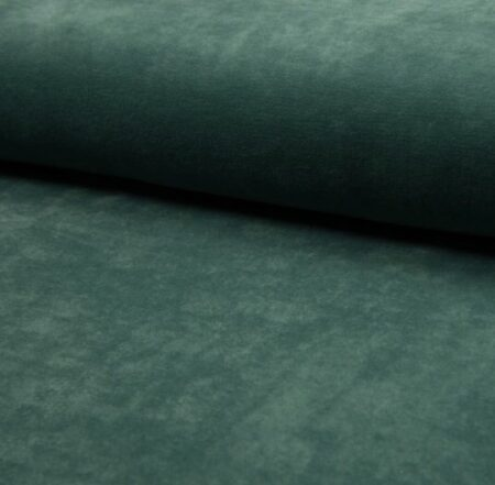 Pre-order Stokke Newborn hoes nieuw model! Katoenen velvet saffier groen