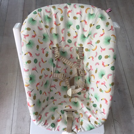Stokke Newborn hoes tropical
