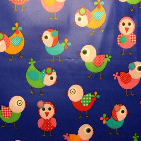 Pre-order Tripp Trapp Kussenset Vogeltjes