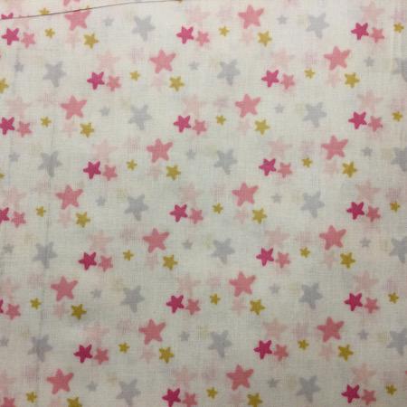 Pre-order Tripp Trapp Kussenset Sterretjes roze