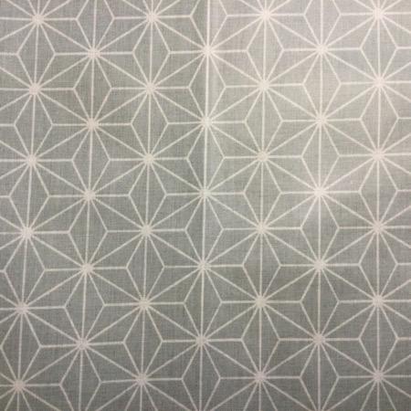Pre-order Tripp Trapp Zitkussen Geometrisch groen grijs