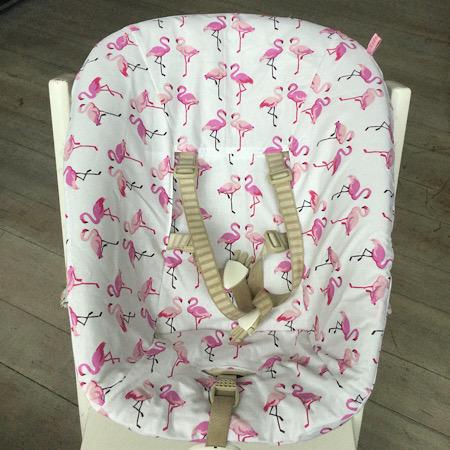 Stokke Newborn hoes Flamingo's
