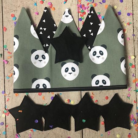 Feestmuts Panda
